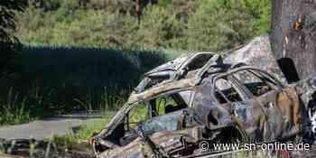 Schwerer Unfall - Auto mit Wohnwagen kommt im Kreis Lüchow-Dannenberg von Straße ab - zwei Tote - Schaumburger Nachrichten