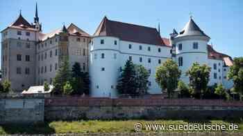 Mehr als 300 000 Euro Fördermittel für Schloss Hartenfels - Süddeutsche Zeitung