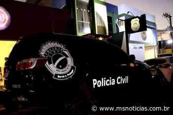 Homem que matou vítima violentamente é preso em Novo Horizonte do Sul - MS Notícias
