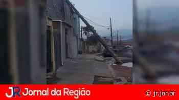Leitora pede troca de poste no Novo Horizonte   JORNAL DA REGIÃO - JORNAL DA REGIÃO - JUNDIAÍ