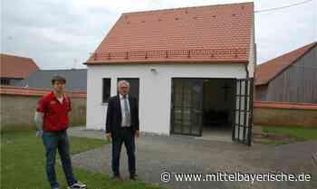 Berching erneuert Leichenhaus - Mittelbayerische