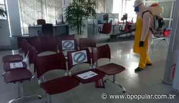 Agência de banco de Porangatu é fechada depois de funcionário testar positivo para Covid-19 - O Popular