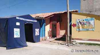 Arequipa: En Orcopampa dan de alta a los únicos seis pacientes con coronavirus - LaRepública.pe