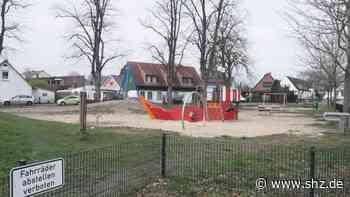 Corona-Krise: Die Spielplätze in Uetersen werden wieder betreut | shz.de - shz.de