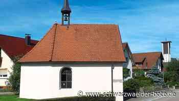 Haslach i. K.: Das Ziel am Dreifaltigkeitssonntag - Schwarzwälder Bote