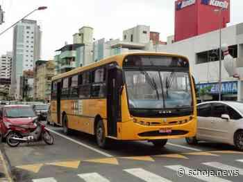 Itapema libera transporte público com restrições - SC Hoje News