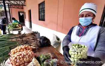 En Cayambe se activan ferias agroecológicas el fin de semana - El Comercio (Ecuador)