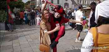 ANNULÉ – Fête Médiévale de Guérande Intra-muros 44350 Guerande Intra-muros 44350 Guerande 6 juin 2020 - Unidivers
