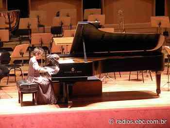 Maria João Pires realiza concerto no Theatro Municipal do Rio de Janeiro - Rádios EBC