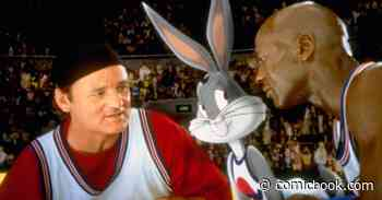 Space Jam Star Bill Murray Was Never Invited to Play Michael Jordan's On-Set Basketball Games - ComicBook.com