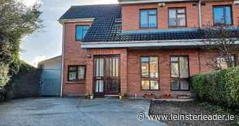 Kildare Property Watch: House in Maynooth cul-de-sac on the market for €340000 - Leinster Leader