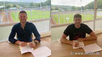 Sportfreunde Siegen bauen weiter auf Becker und Hilchenbach - kicker - kicker