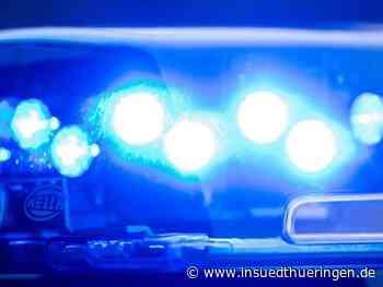 Auto in Schlangenlinien unterwegs: Mit drei Promille durch Schmalkalden - inSüdthüringen
