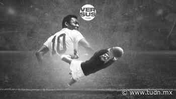 La vez que Pelé se burló de Antonio 'Tota' Carbajal en Brasil 1950 - TUDN MEX