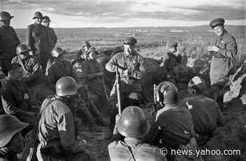For Soviet General Georgi Zhukov, Beating The Nazis Was Easier Than Politics - Yahoo News