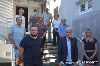 Ugine: l'action municipale déconfinée, les conseillers nouveaux arrivés ! - Le Messager