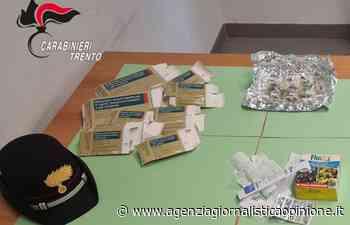 CARABINIERI BORGO VALSUGANA (TN) * FURTI OSPEDALE SAN LORENZO: « ruba 8 scatole di midazolam (ipnotico derivato dall'oppio), denunciato 32enne ligure - agenzia giornalistica opinione