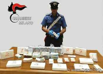 """Peschiera Borromeo, i narcos di San Bovio """"beccati"""" con 10 kg di cocaina purissima e 227mila euro in contanti - 7giorni"""