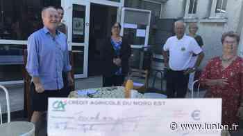 Le Lions club Epernay Val de Champagne finance des repas distribués par le Secours Populaire - L'Union