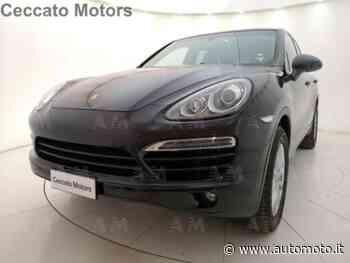Vendo Porsche Cayenne 3.0 Diesel usata a Castelfranco Veneto, Treviso (codice 7567938) - Automoto.it
