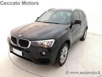 Vendo BMW X3 xDrive20d Business Advantage Aut. usata a Castelfranco Veneto, Treviso (codice 7567855) - Automoto.it