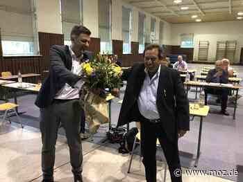 Gratulation: Seit 30 Jahren in Gransee kommunalpolitisch am Ball - Märkische Onlinezeitung