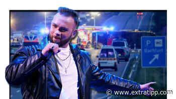 Polizei stoppt Videodreh von DSDS-Star Joshua Tappe am Bahnhof von Holzminden | #Stars - extratipp.com