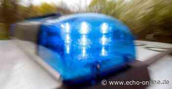 Literweise Öl auf der Straße in Ginsheim-Gustavsburg - Echo Online