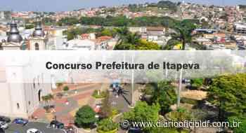 Concurso Prefeitura de Itapeva SP: Inscrições Encerradas - DIARIO OFICIAL DF - DODF CONCURSOS