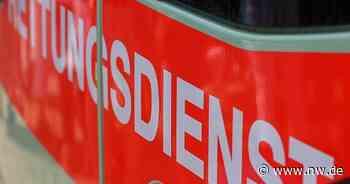 Schwerer Auffahrunfall in Kirchlengern mit Verletzten - Neue Westfälische