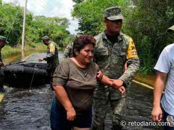 NACIONAL | Puente aéreo lleva alimentos a zonas incomunicadas en Yucatán - Reto Diario