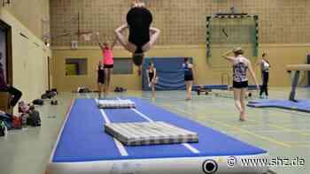 Turnen: Training nach Corona-Regeln | shz.de - shz.de