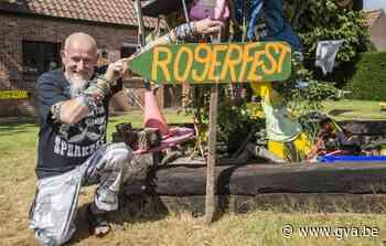 """Roger wilde zijn 60ste verjaardag vieren met twintig festivals in 2020: """"Ik spaar nu veel geld uit"""" - Gazet van Antwerpen"""