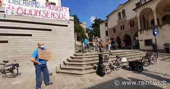 Monselice (PD), una protesta... a tempo di musica - TGR Veneto - TGR – Rai