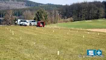 Krombacher Erdwall: Kreuztal fordert Entfernung von Brauerei - Westfalenpost