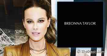 Kate Beckinsale Shuts Down 'All Lives Matter' Comment On Her Breonna Taylor Post - The Blast