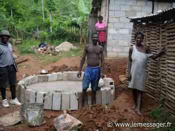 Ferney-Voltaire : des citernes d'eau potables pour l'île de la Tortue à Haïti - Le Messager