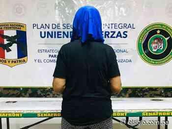 Atraparon a la narco-abuela en Puerto Armuelles, es nicaragüense - El Siglo Panamá