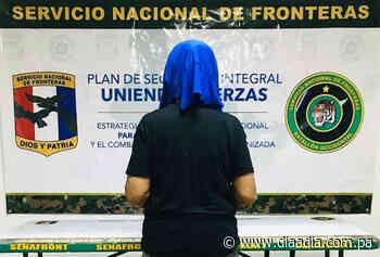 Abuelita 'nica' va presa por venta de droga en Puerto Armuelles - Día a día