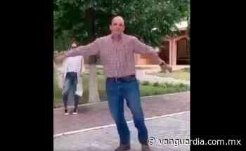 Jericó Abramo se viraliza bailando al aceptar un reto en familia - Vanguardia MX