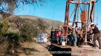 En riesgo, proyecto de pozo para Mixquiahuala - Independiente de Hidalgo