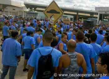 600 trabalhadores serão demitidos em fábrica de Itapetinga (BA) - Causa Operária