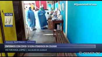 Alcalde de Juanjuí: Nuestra gente se está muriendo, nuestros hospitales son precarios - Canal N