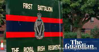 Sudden death at Shropshire army base investigated