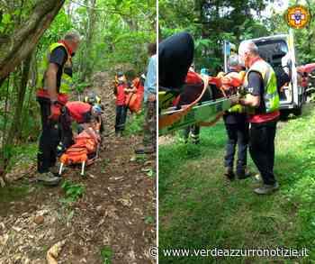 Questa mattina la stazione di Querceta è stata attivata per soccorrere una cercatrice di funghi che si è infortunata alla caviglia nei boschi in zona Anticiana - Verde Azzurro Notizie