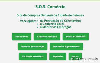 """Confira a lista do """"SOS Comércio"""" de Caieiras - RNews"""