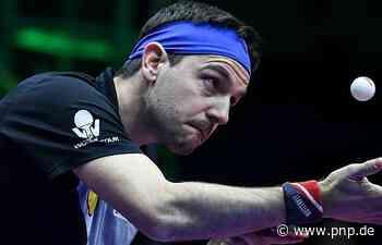 Tischtennis-Stars spielen wieder: Boll im Halbfinale - Passauer Neue Presse