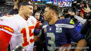 Patrick Mahomes, Russell Wilson among 5 best QBs Jets will face in 2020 - Jets Wire