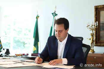 Governador visita Ortigueira para inaugurar escola técnica | A Rede - Aconteceu. Tá na aRede! - ARede