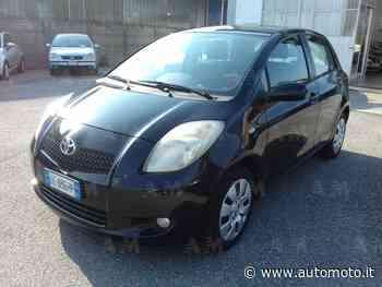 Vendo Toyota Yaris 1.3 5 porte Sol usata a Lainate, Milano (codice 7601728) - Automoto.it